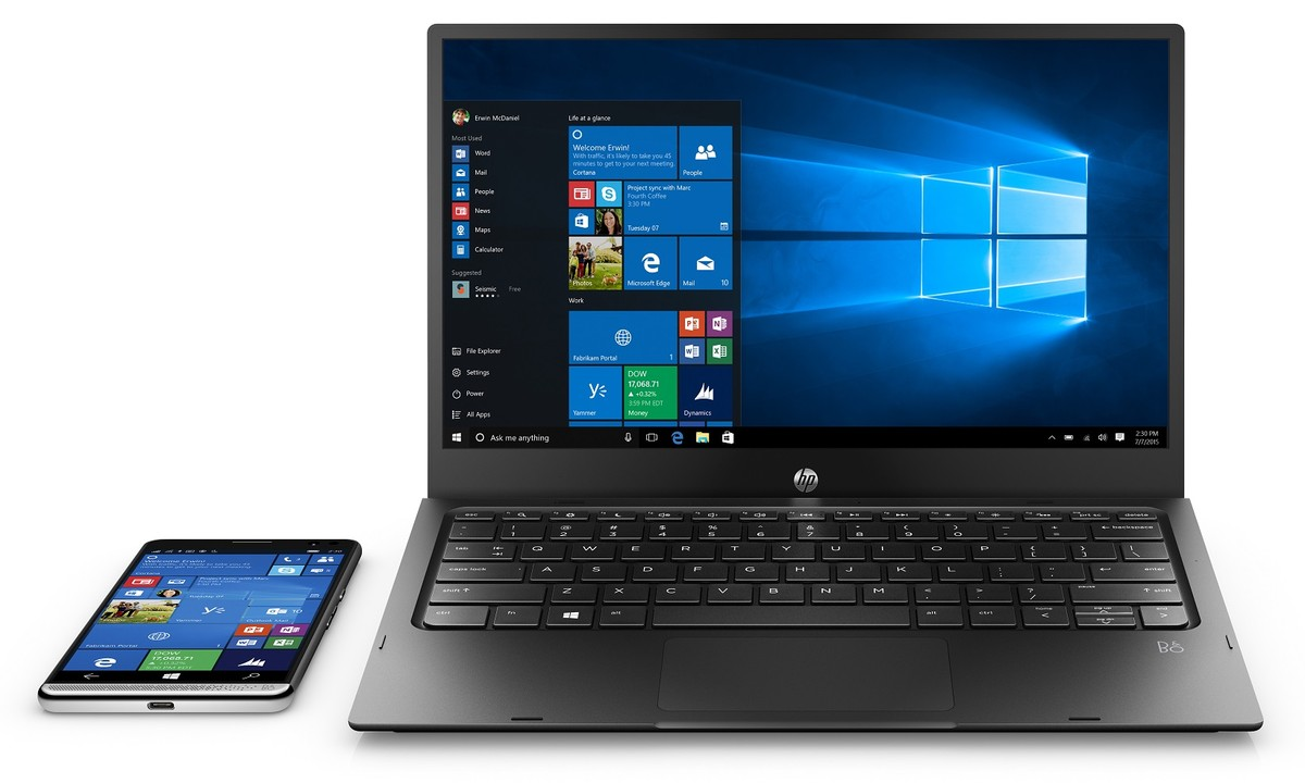 HP Elite X3's Lapdock gets a firmware update (changelog