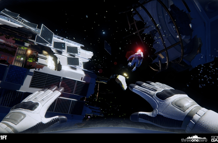 VR space game 'ADR1FT' cancelled for Xbox One 27