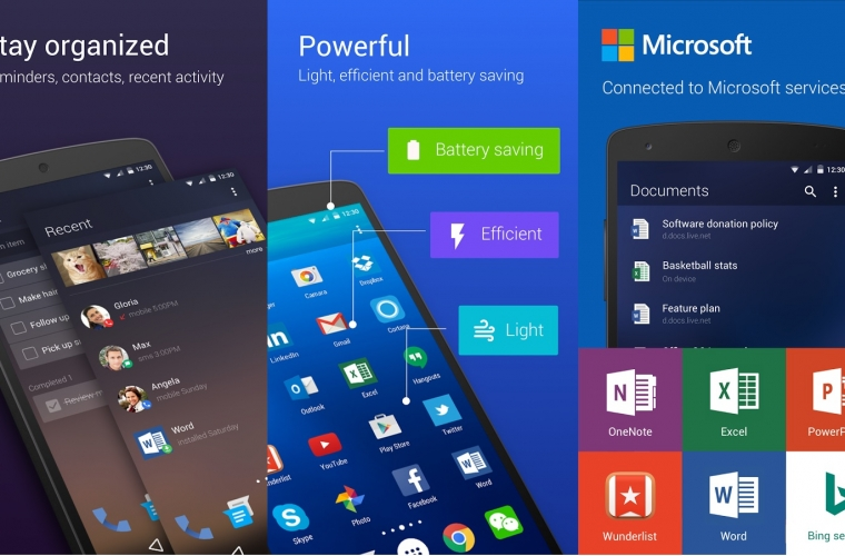 Microsoft's Arrow Launcher updated with new customization features 22