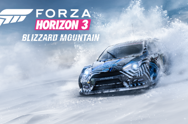 Forza Horizon 3's Blizzard Mountain is coming on December 13th 4