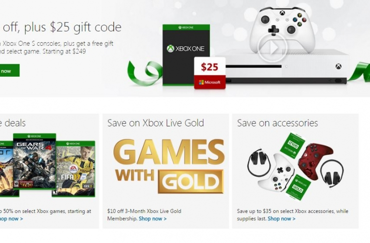 Xbox Black Friday Deals: Score huge savings on Xbox One consoles, games, and accessories 1