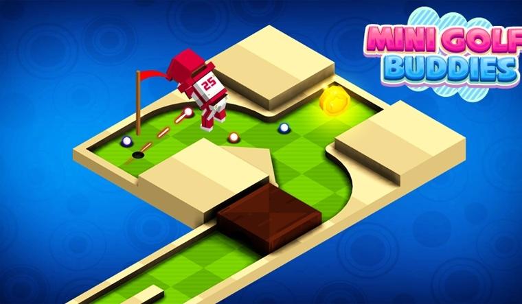 Developer Submission: Mini Golf Buddies - Challenging 3D mini golf simulator 2