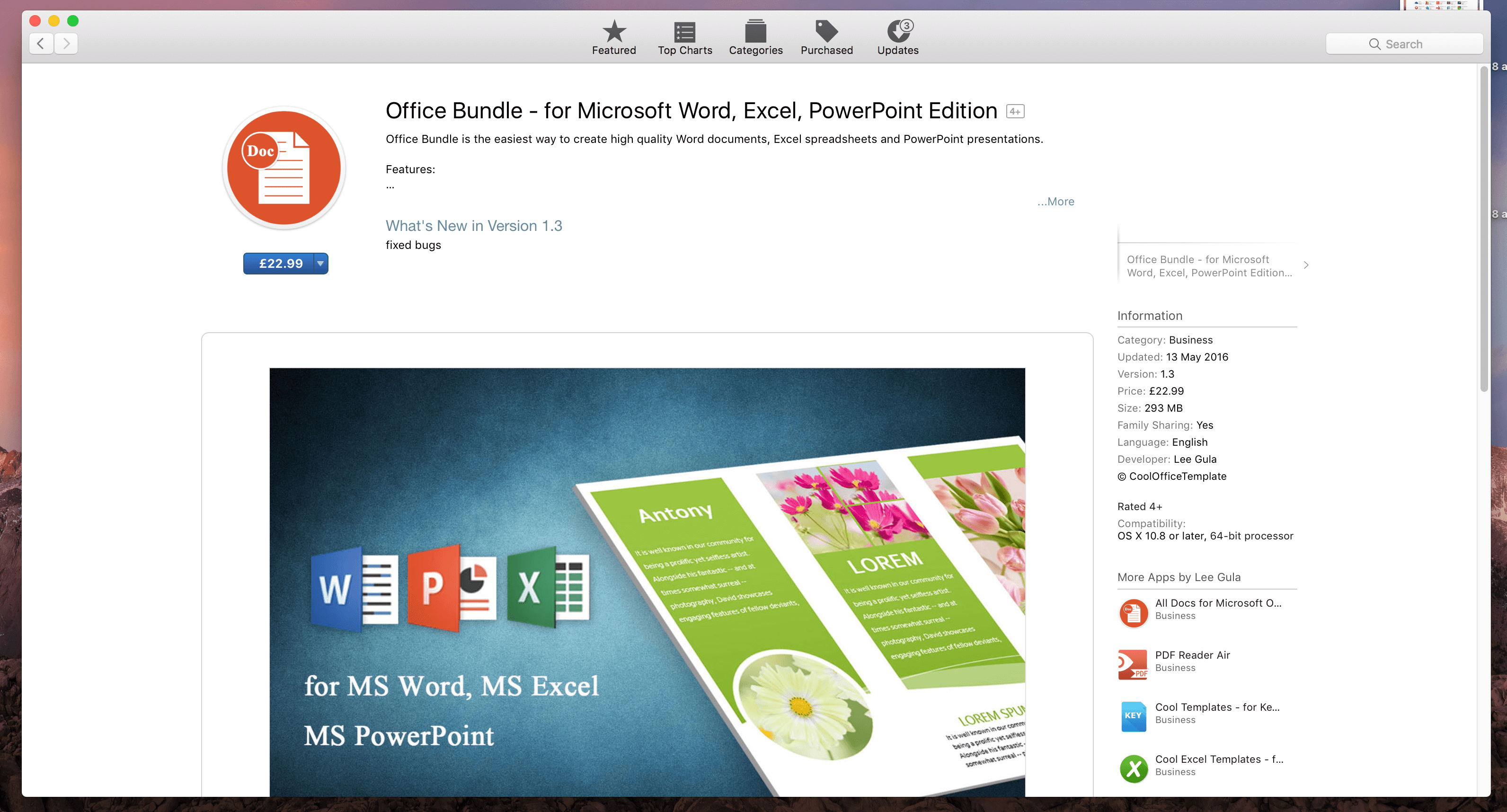 Psa the app store on macos is full of fake microsoft office apps psa the app store on macos is full of fake microsoft office apps toneelgroepblik Choice Image