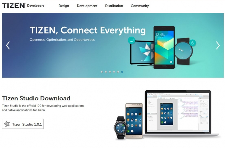 Tizen Play Store Download