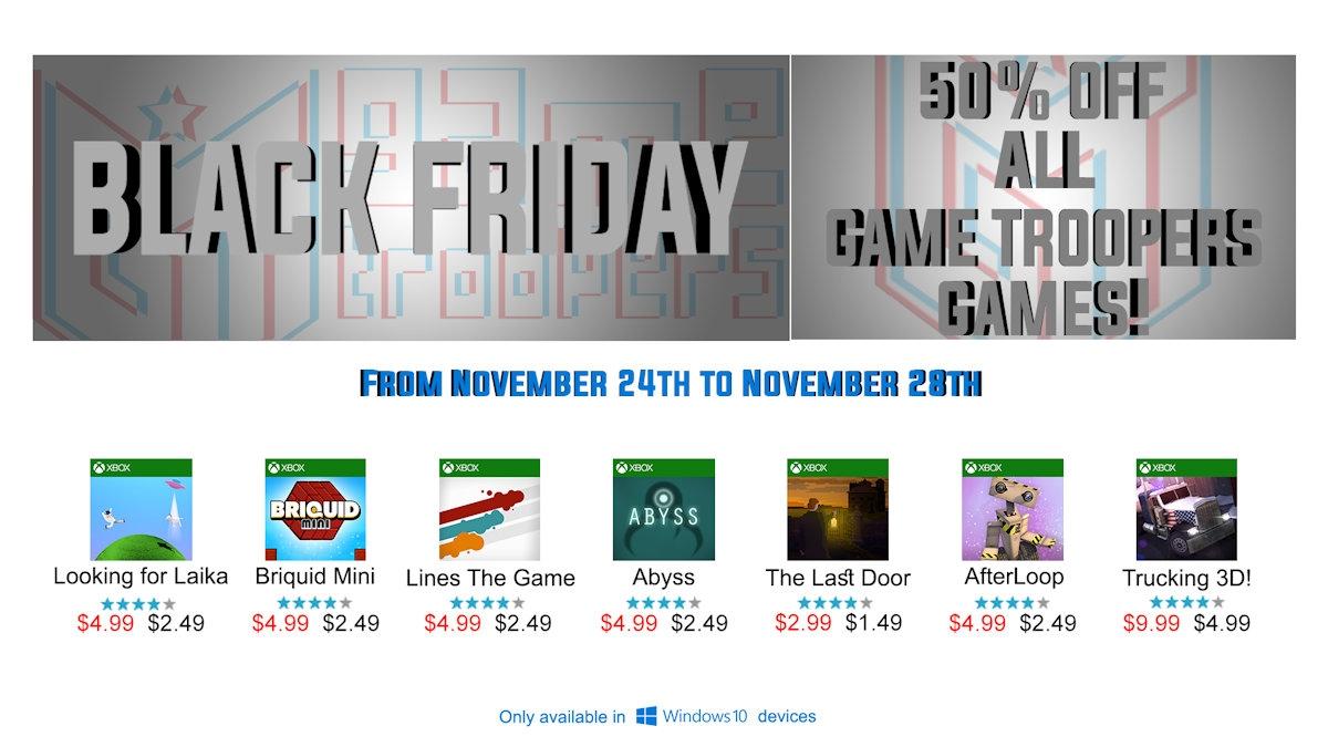 black-friday-game-trooper-sale