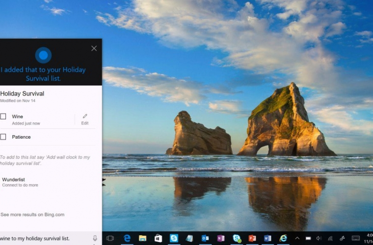 Cortana can now create to-do lists on Windows 10, Android, and the iPhone 16
