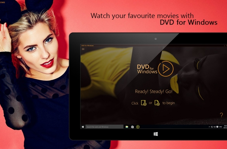 Developer Submission: DVD for Windows now available for all music and video lovers! :) 1