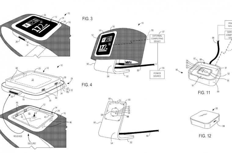 Microsoft renews their Wearable Personal Information System patent 9