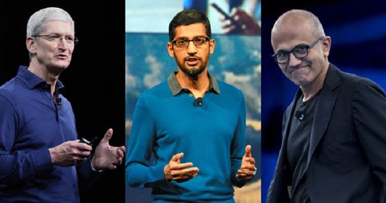 Bad news for Microsoft as Trump's chief strategists not a fan of Asian CEOs 13
