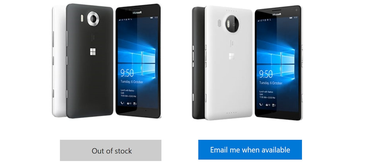 out-of-stock-lumia-950-950-xl