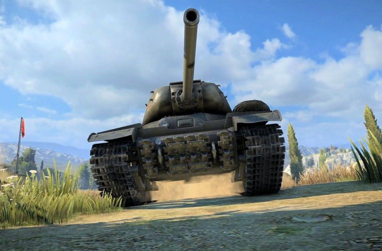 World of Tanks now support Xbox One S HDR mode 10