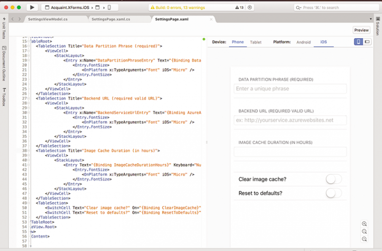 Microsoft officially announces Visual Studio for Mac 21