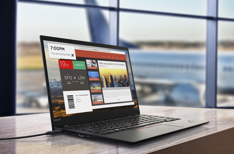 Lenovo recalls some ThinkPad X1 Carbon 5th Gen laptops due to battery issues 5