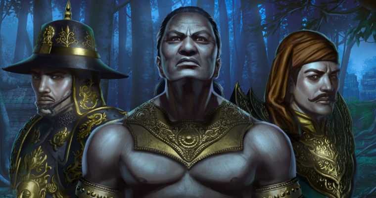 The Rise of the Rajas expansion for Age of Empires II HD is out today 12