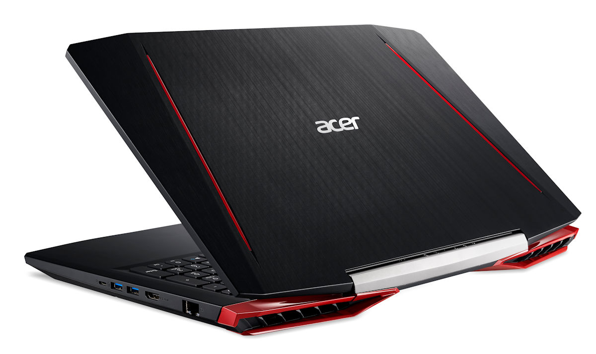 Acer Announces Affordable Aspire Vx15 Gaming Laptop With