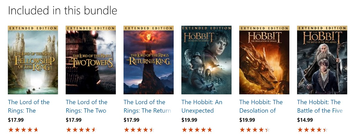 Deal Alert: Curl up with all 6 Hobbit & LOTR extended