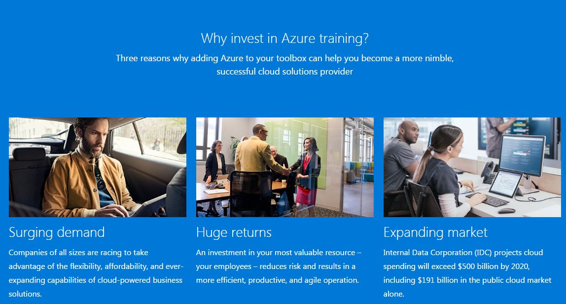 Microsoft releases new Azure training courses for free - MSPoweruser