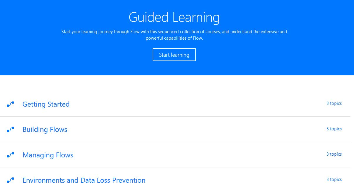 microsoft-guided-learning
