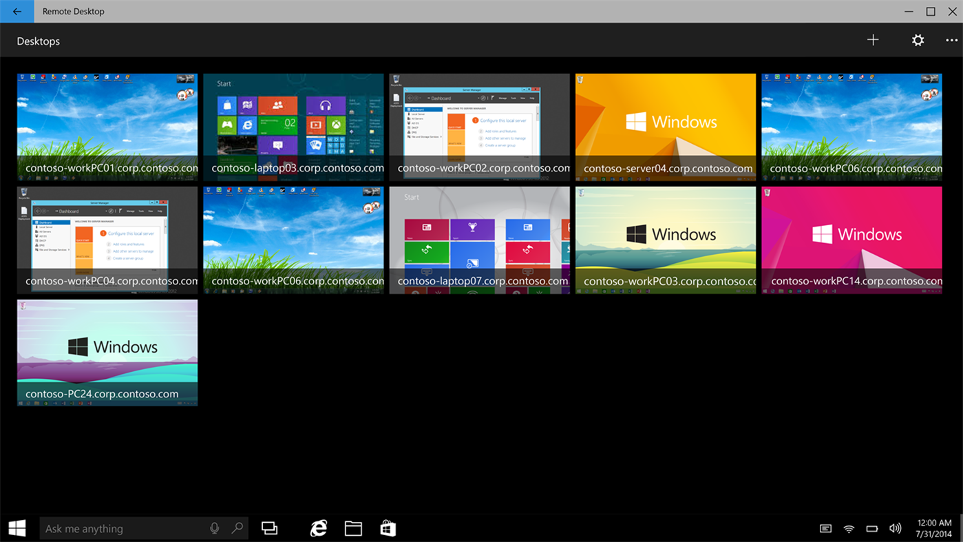 Microsoft Remote Desktop for Windows updated with useful new features - MSPoweruser