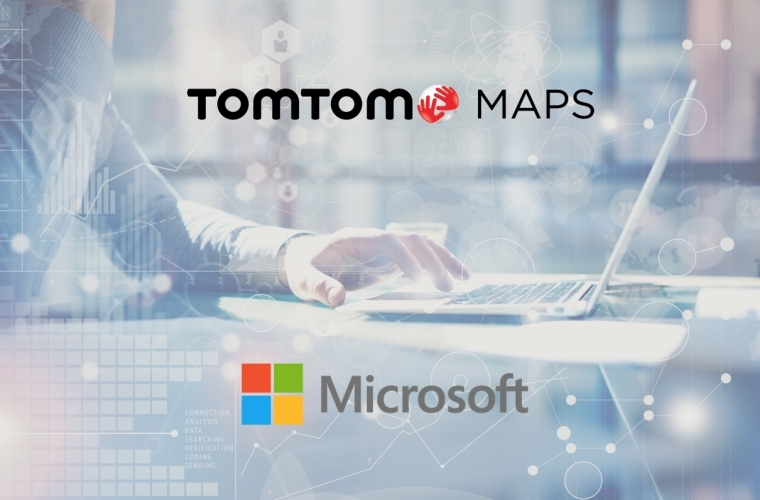 TomTom partners with Microsoft to bring location-based services to Azure 14