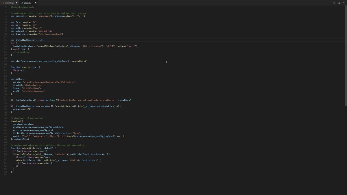 Visual Studio Code now lets you focus on your code easily 1