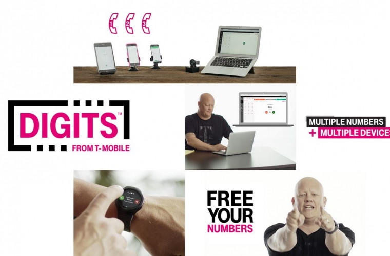 T-Mobile's new DIGITS service allows you to use your phone number on multiple devices 1
