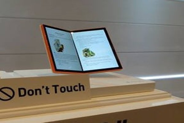 Microsoft said to be one of LG's first customers for their new Foldable Screens 2