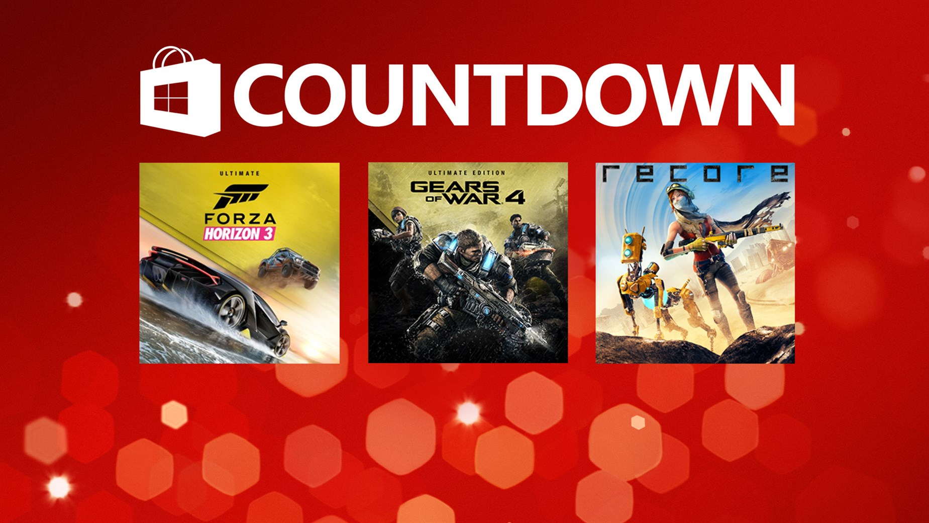 Windows Store's Countdown sale goes live 1