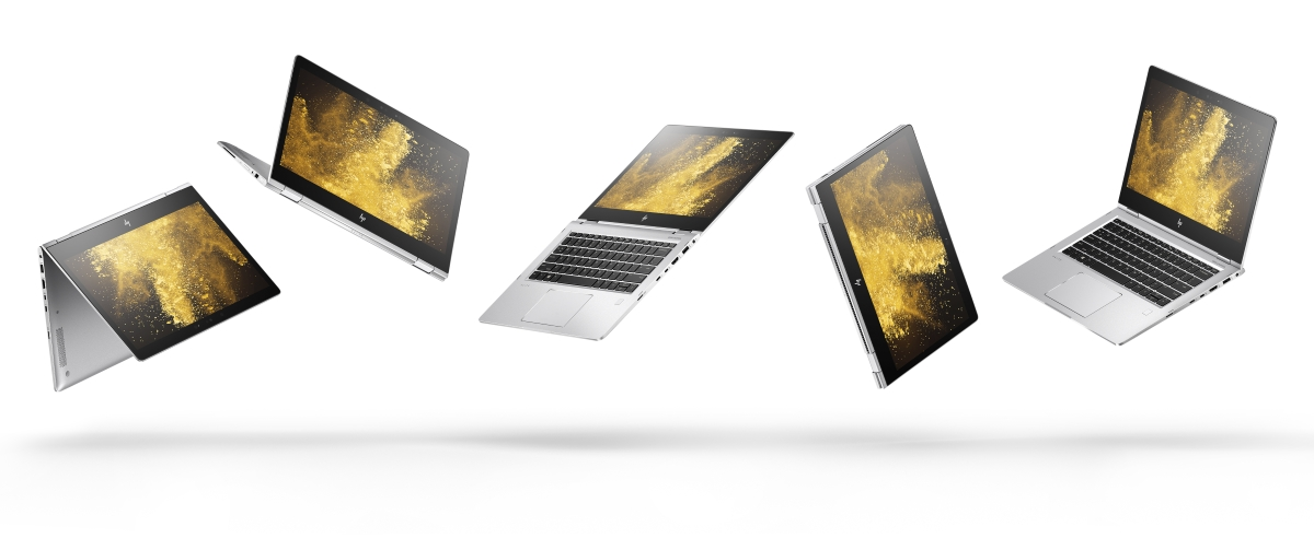 HP's new EliteBook x360 is the world's thinnest convertible device for businesses 2