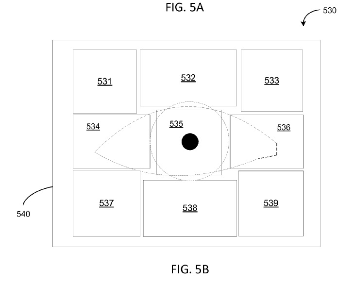 Microsoft patents capacitive eye tracking using the bulge in your eyeball 2