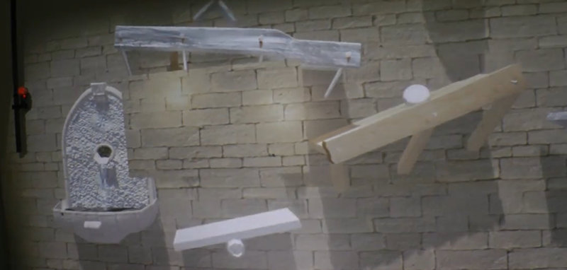 Microsoft patents Holodeck-style projection room (video) 1
