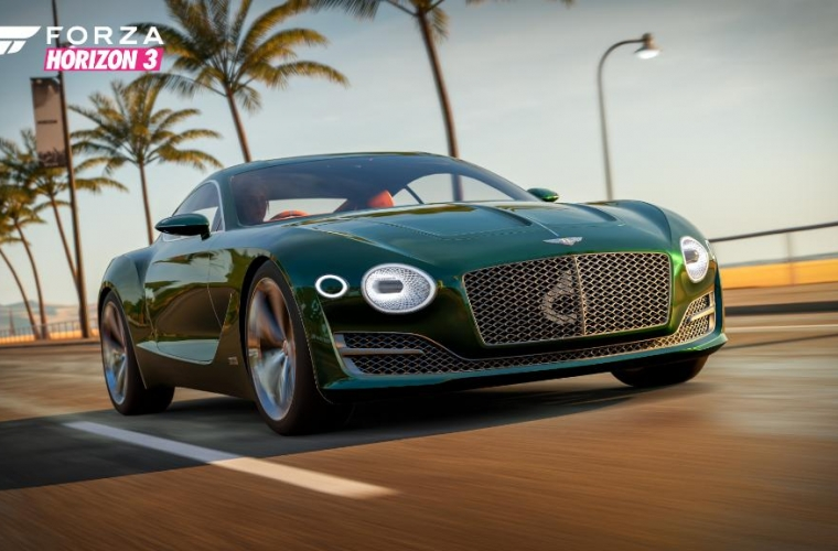 Forza Horizon 3's latest car pack introduces a couple of really beatuiful cars 3
