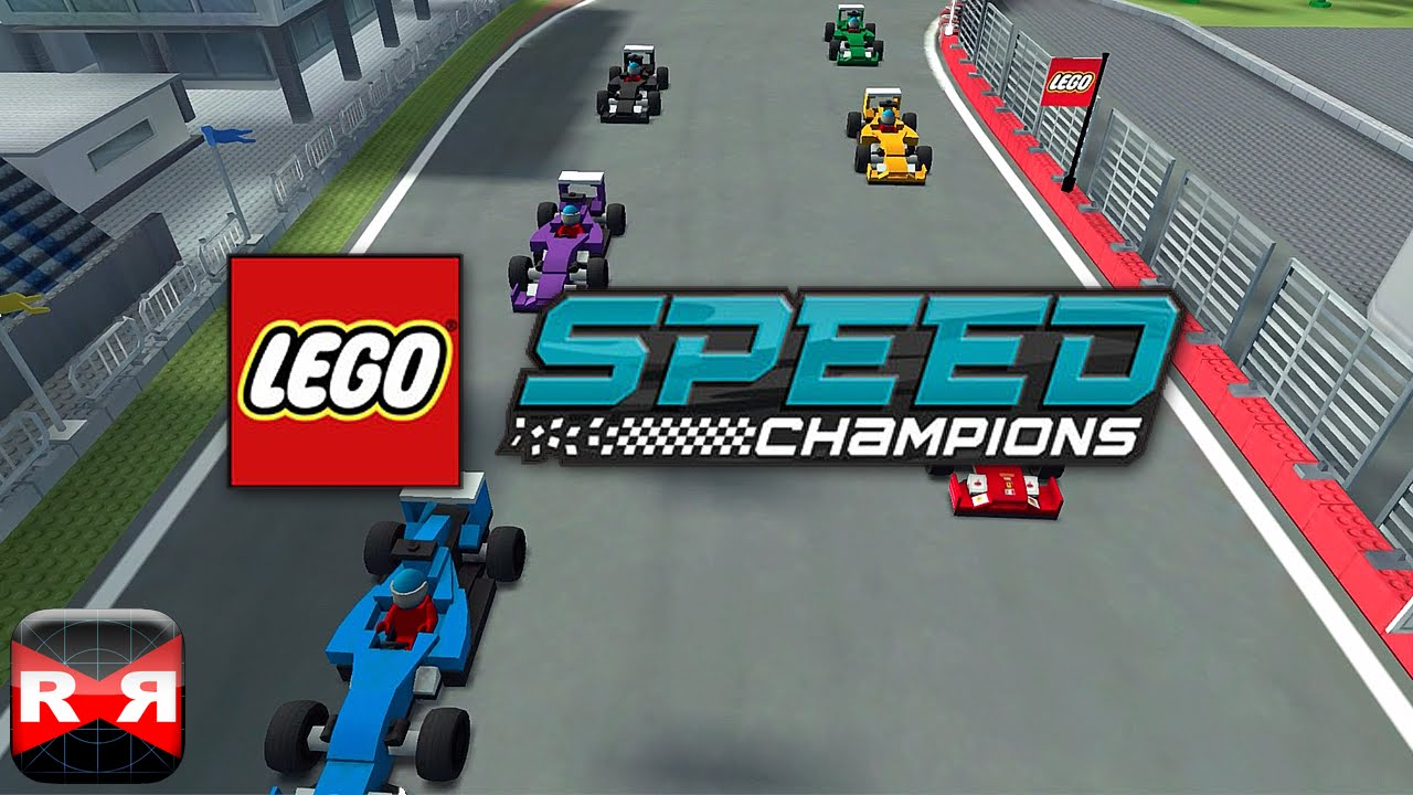 lego release new lego speed champions game into the windows store mspoweruser. Black Bedroom Furniture Sets. Home Design Ideas