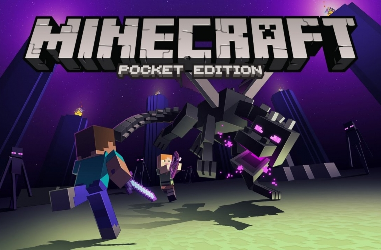 Minecraft hits 1.0 on Windows 10 and Pocket Edition 1