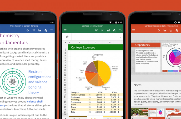 Microsoft releases Office Insider Build 16.0.12624.20052 for Insiders on Android, here is what's new 1