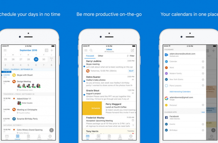 Outlook now lets you create recurring events on the iPhone 25