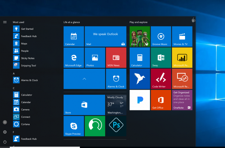 Opinion: Windows 10's live tiles are vestigial, they need to evolve or die 19