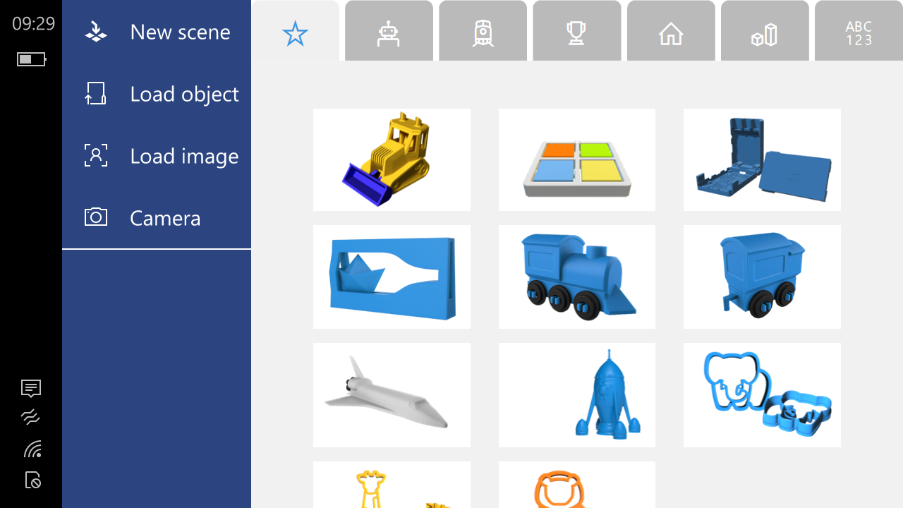Microsoft now lets you build and print 3D objects on Windows 10 Mobile and Xbox 1