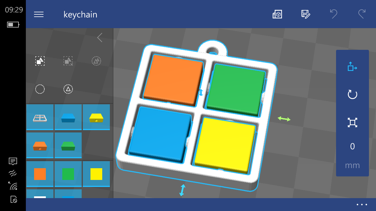 Microsoft now lets you build and print 3D objects on Windows 10 Mobile and Xbox 3
