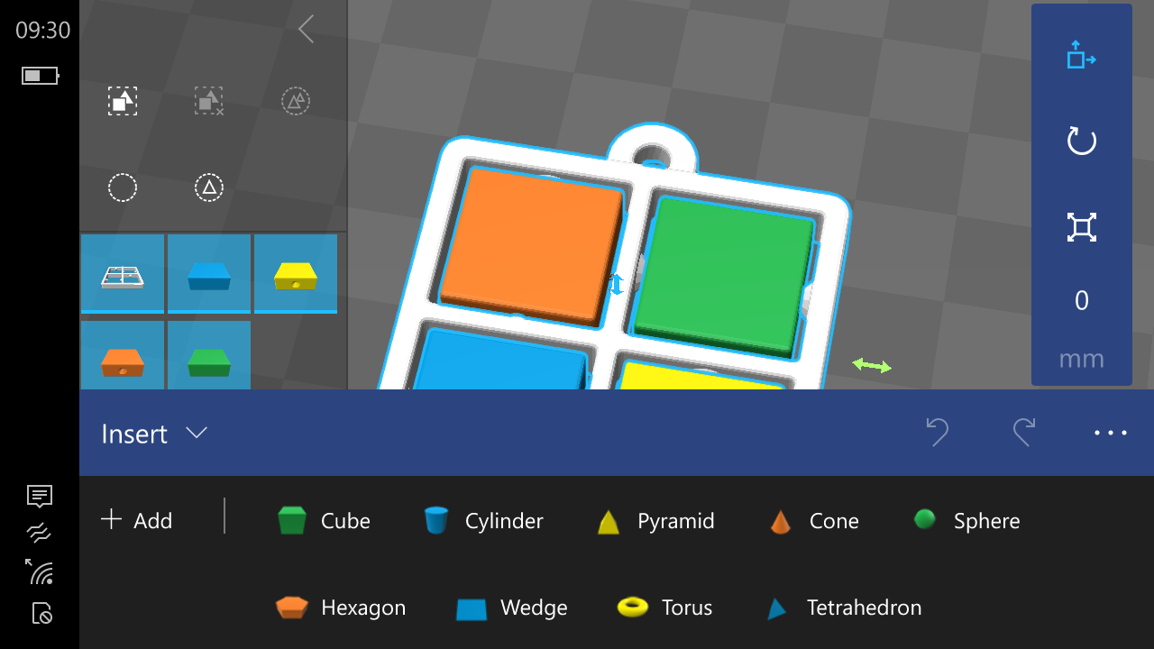 Microsoft now lets you build and print 3D objects on Windows 10 Mobile and Xbox 2