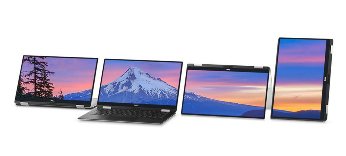Here are the full specs of the new Dell XPS 13 2-in-1