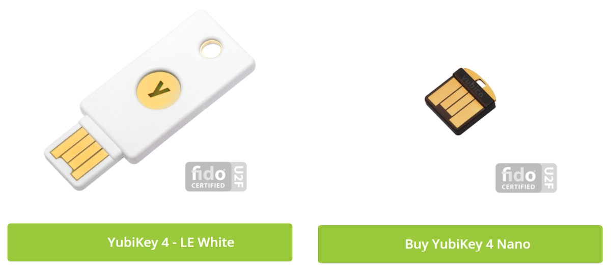 Yubikey offers one button login to Windows 10 with strong hardware authentication 2