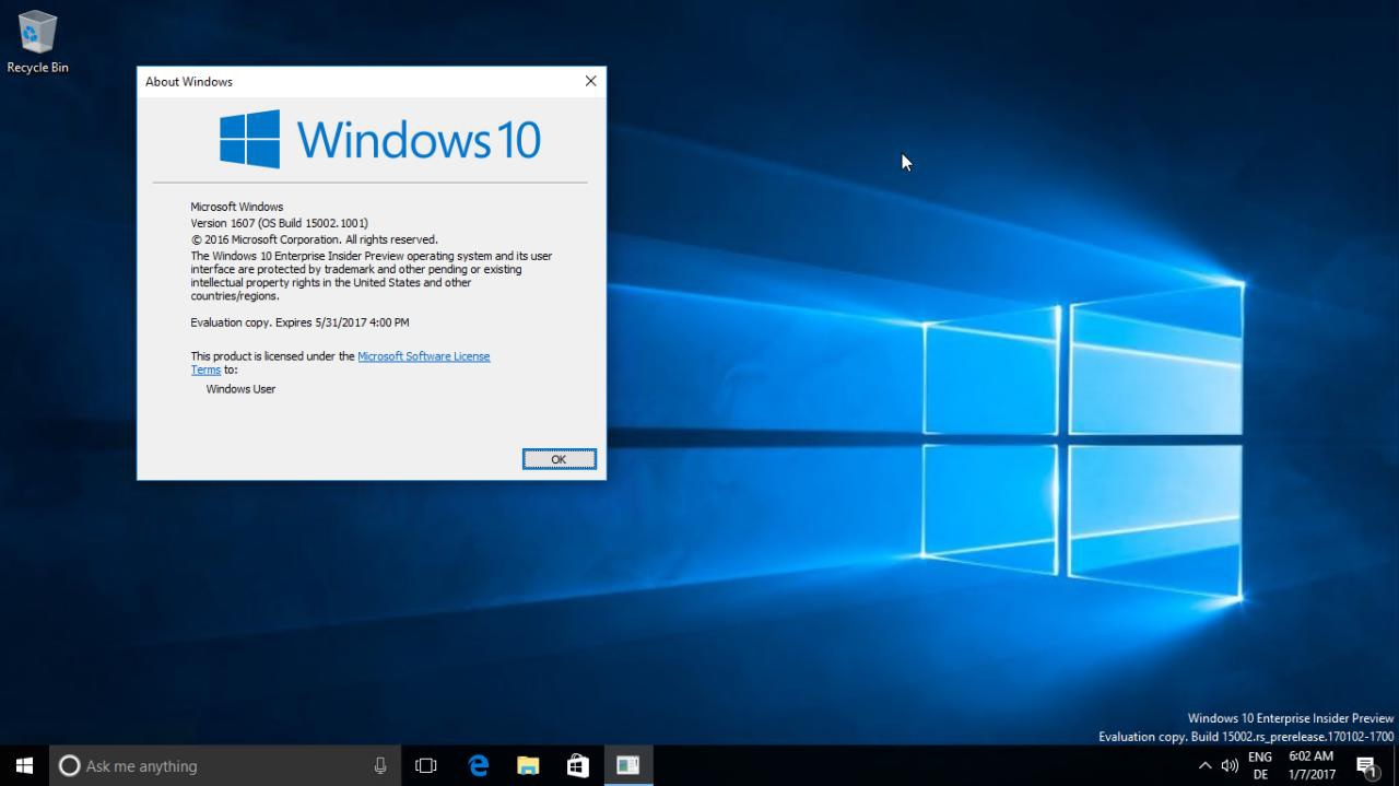 Windows 10 Build 15002 leaks online, here's what's new 1