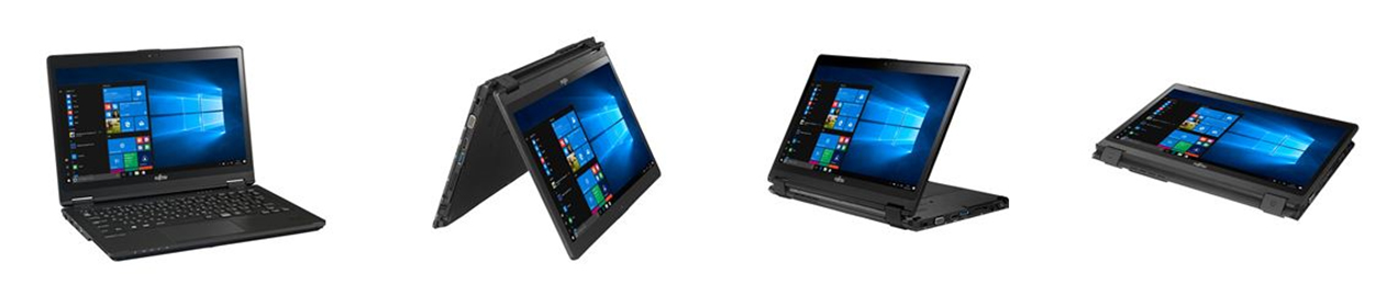 Fujitsu launches a 6-inch Windows 10 tablet along with 17 other devices 2