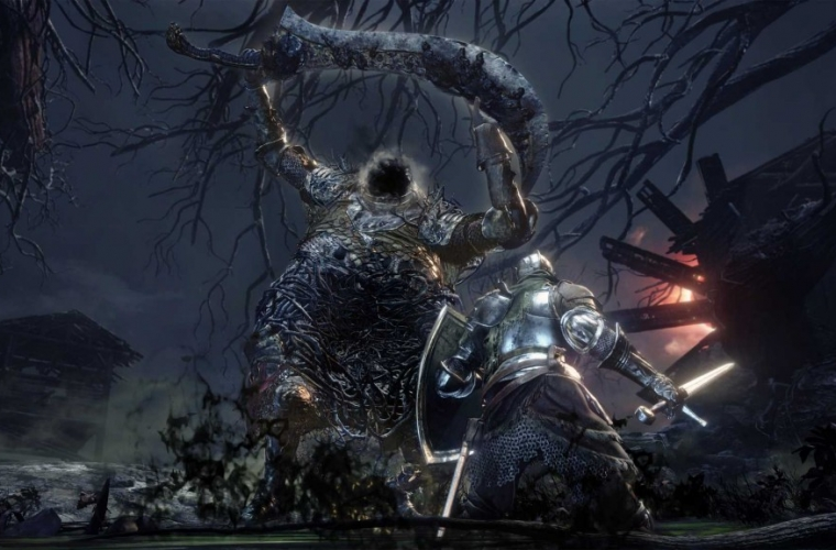 Bandai Namco to bring new arenas this week to 'Dark Souls III' 5
