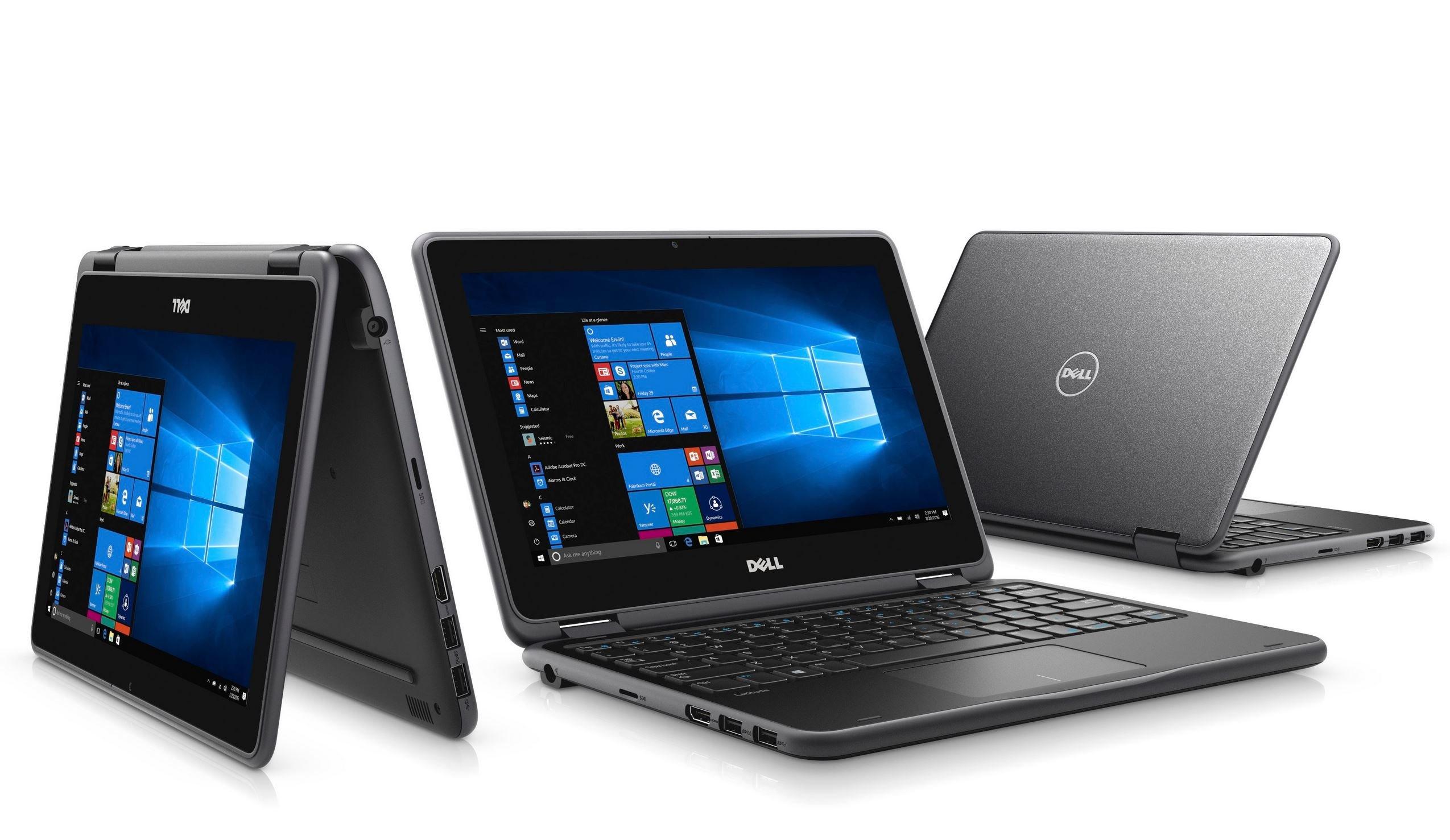 Dell announces new Latitude 11 convertible and Latitude 13