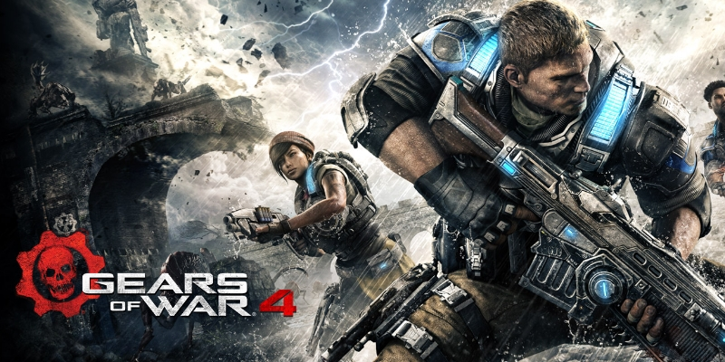 Gears of War 4 September Update to change up matchmaking