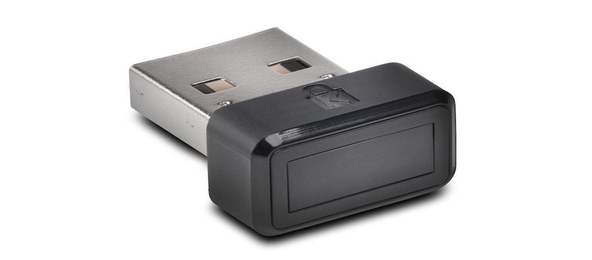 KENSINGTON VERIMARK FINGERPRINT READER USB DONGLE - WINDOWS
