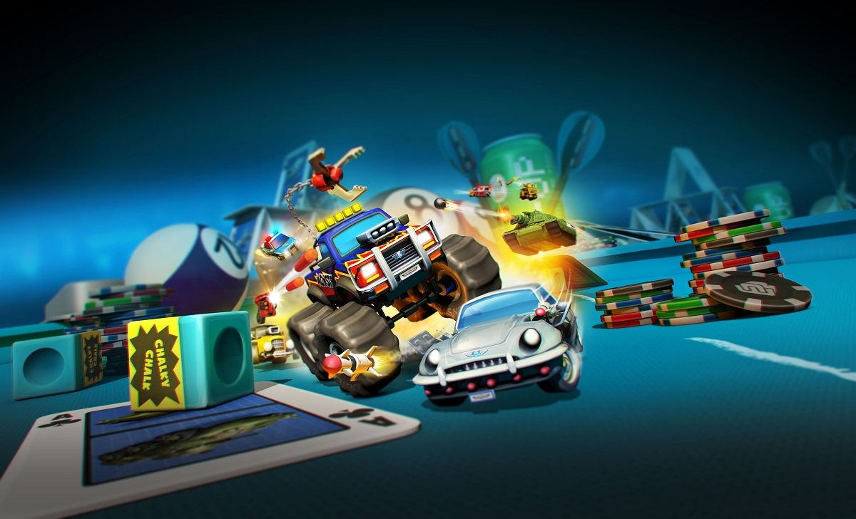 """Codemasters to bring  """"Micro Machines World Series"""" to the Xbox One, PC and PS4 this April 1"""