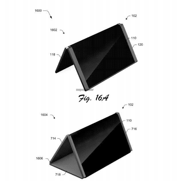 Microsoft patents a foldable phone-to-tablet mobile device 11